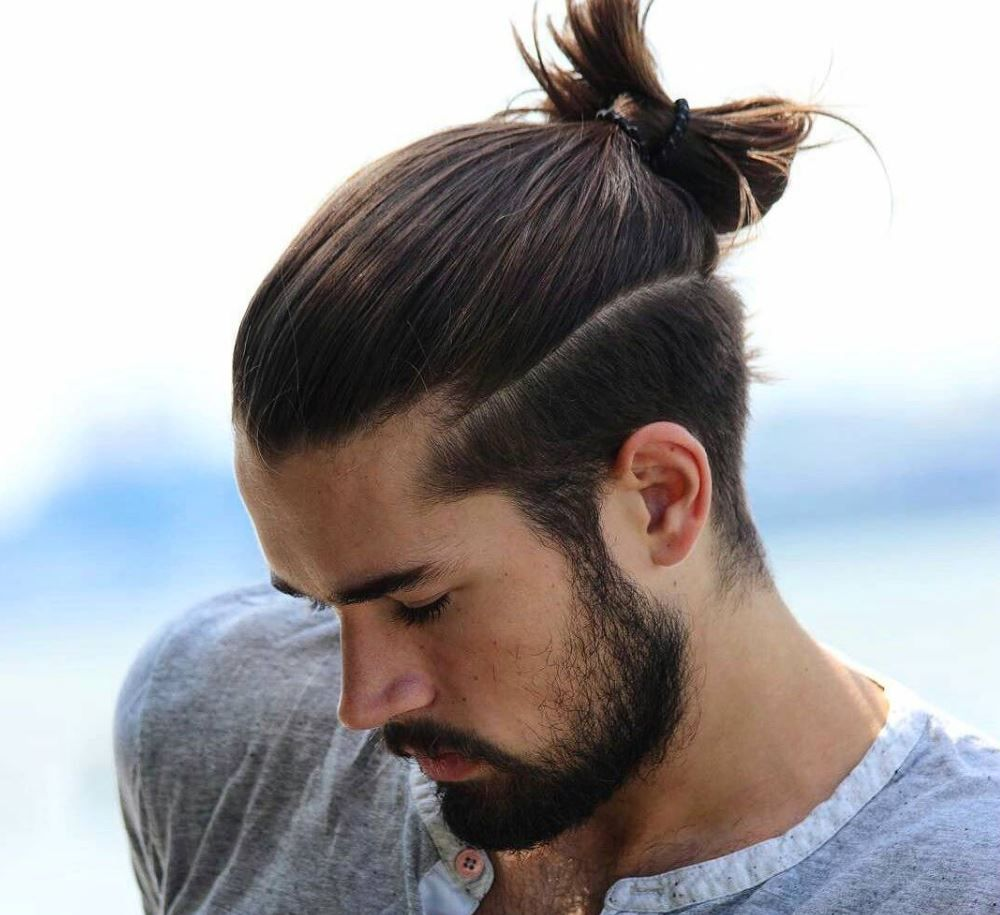 2017 Erkek Uzun Saç Modelleri