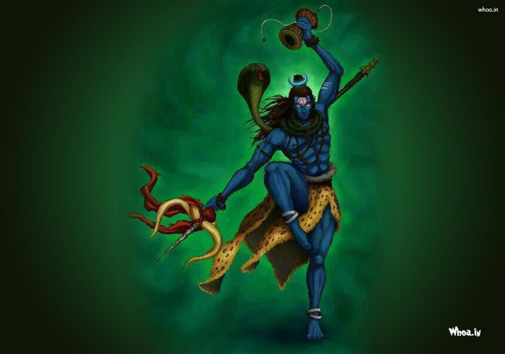 Lord Shiva Wallpapers 3d: 3D Wallpaper Of Lord Shiva