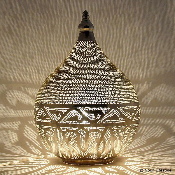 Arabische Tafellamp Zatouna Arabische Lampen In 2019