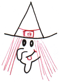 Easy To Draw Witch Drawing Cartoon Witches Step By Step Cartooning