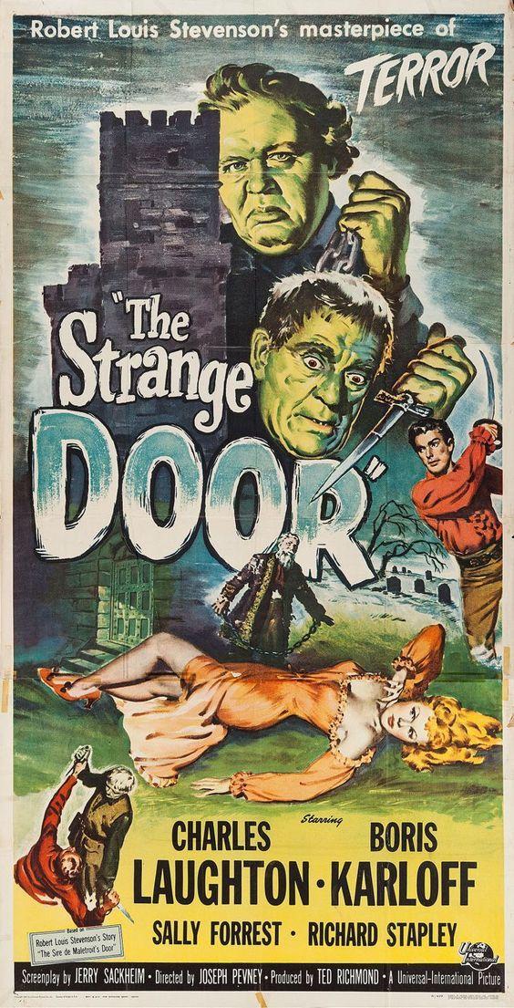 Pin by Jeff Svajdlenka on Movie Stuff Classic horror