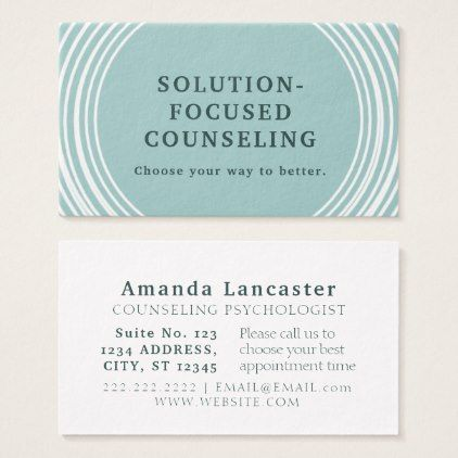 Pale turquoise white contemporary business card cyo customize pale turquoise white contemporary business card cyo customize design idea do it yourself solutioingenieria Gallery