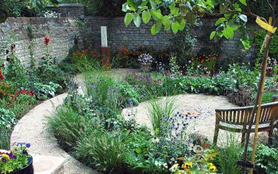 circular garden design garden designer jano williams tells us about the garden design
