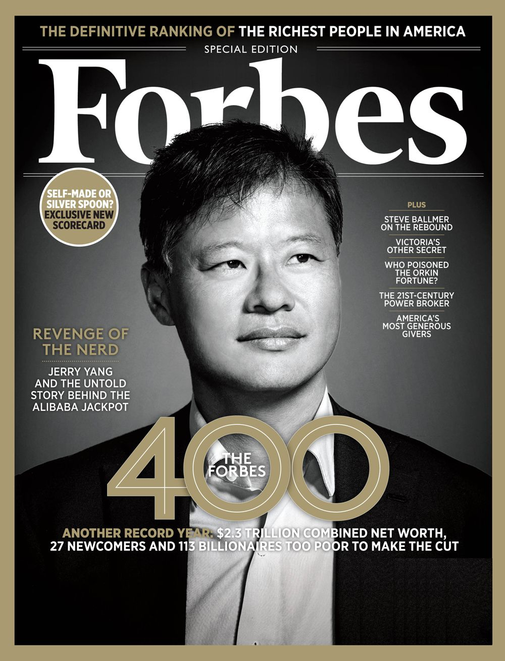 The Forbes 400 - The Richest People in America | Forbes Magazine ...