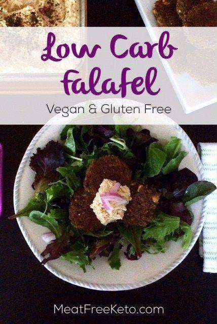 Low Carb Falafel
