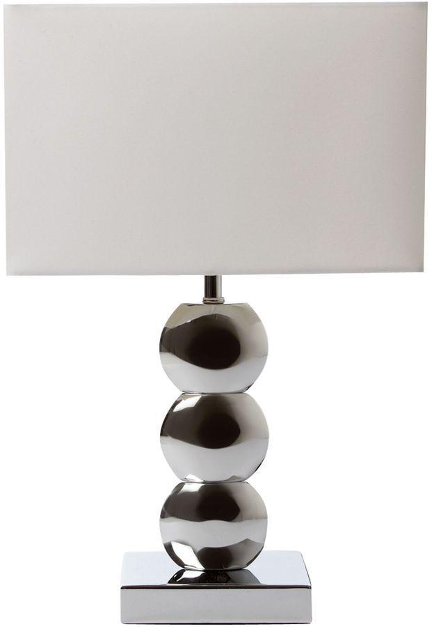 Linea Taylor Chrome Table Lamp House Of Fraser 30 On 29cm