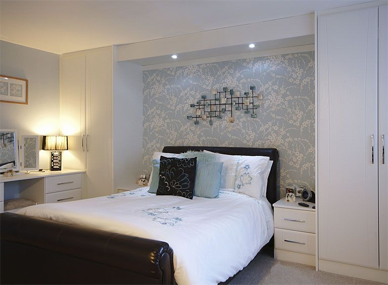 Enhance Your Bedroom With Modern Furniture Bedrooms Wardrobe