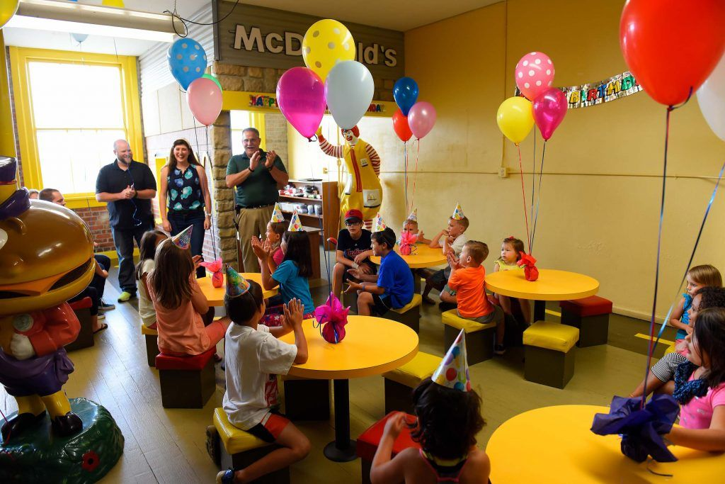 Birthday Party Place Loved By Kids Is Mcdonald S Here S Why Birthday Party Places Birthday Party Venues Kids Birthday Party