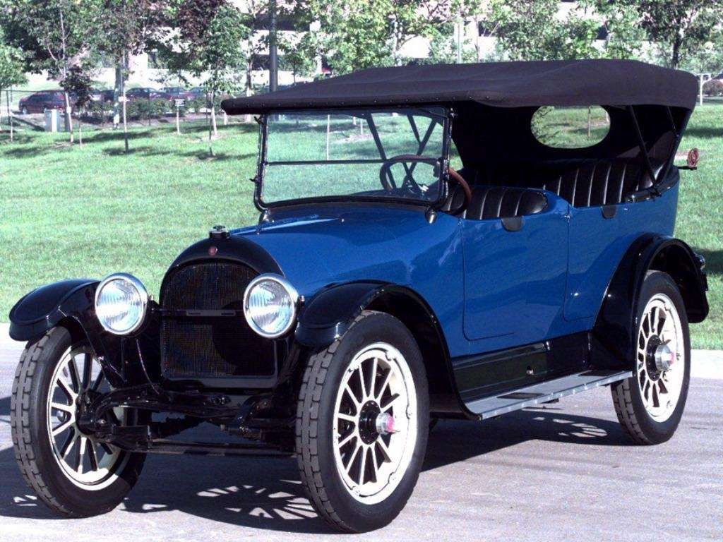 Click Here To Download In Hd Format 1917 Willys Knight Touring