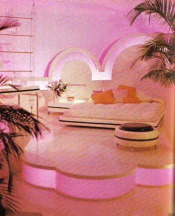 1960u0027s Bloomingdaleu0027s Furniture Displays By Barbara Du0027Arcy : Marc Held Bedroom  Set