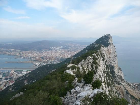 Straits of Gibraltar, Spain