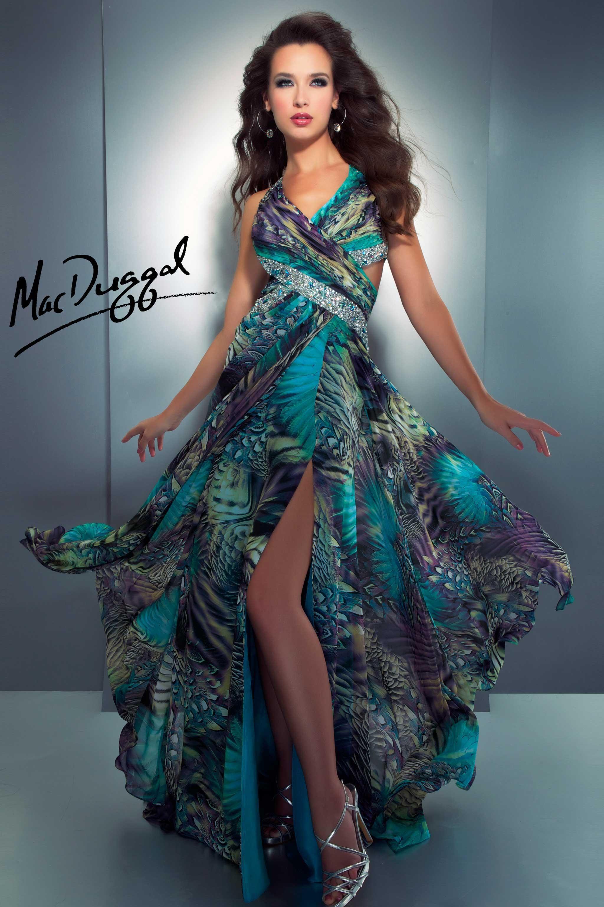 Peacock Prom Dresses - Ocodea.com