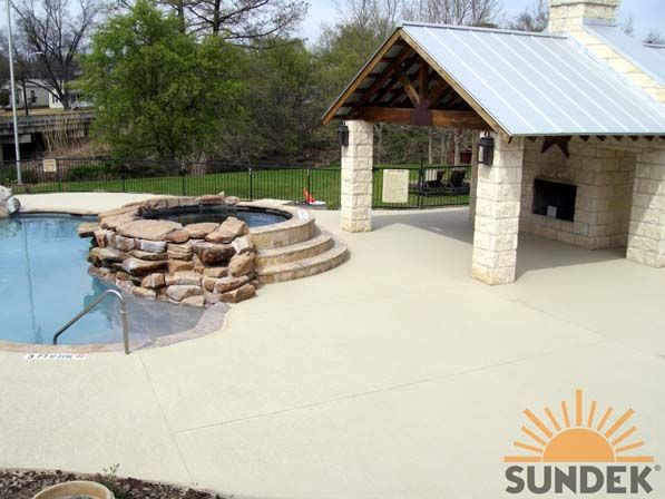 Your poolside is a perfect area for family and friends to gather and have fun! Make sure you have a slip-free & cool to the touch pool deck! Sundek Seattle can help you have it. Call us for a free consultation.  Sundek Seattle  3828 4th Ave S Seattle, WA 98134 (206) 723-7232  http://www.sundekseattle.com  #decorativeconcrete #pooldesign #homeimprovement