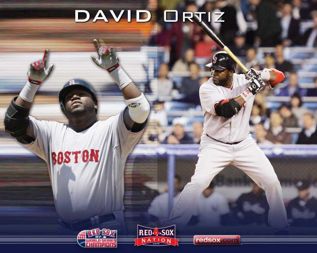 David Ortiz Wallpaper | Boston Red Sox Themes | Pinterest ...