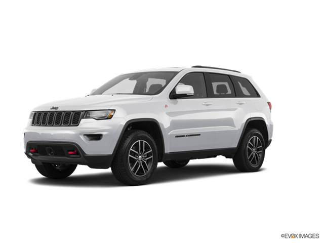 2018 Jeep Grand Cherokee Trailhawk New Car Prices Kelley Blue