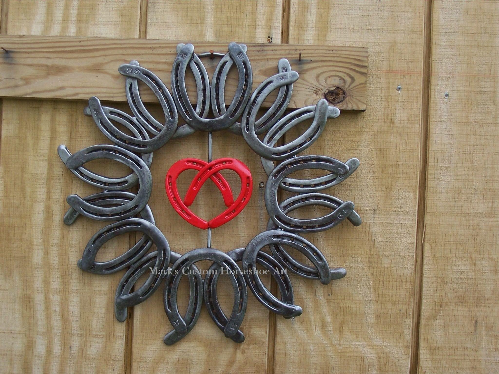 Horseshoe arts and crafts - Explore Horseshoe Art Horseshoes And More