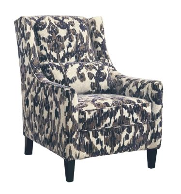 Owensbe Accents Chair By Ashley Homestore Gray Polyester 100