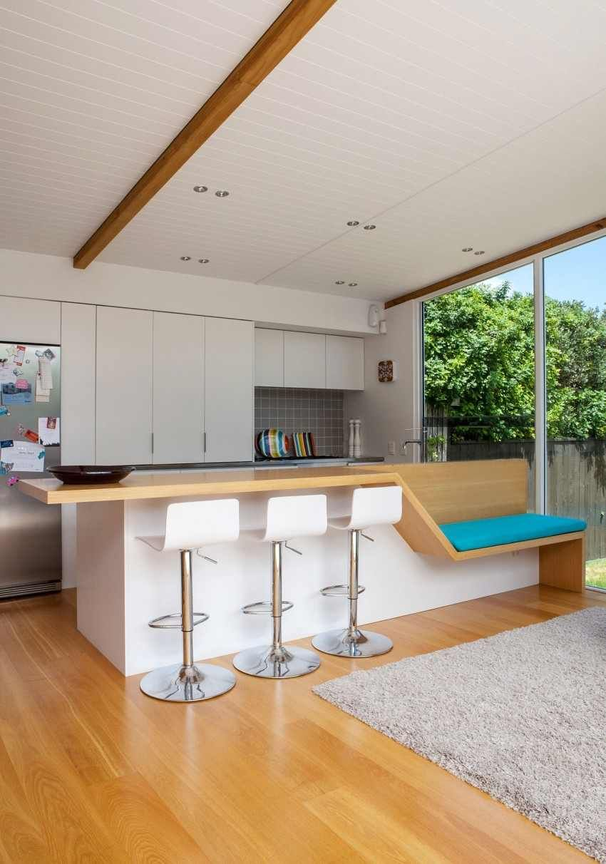 Glass Box Extension Upgrading Bungalow-Style Home in New Zealand ...