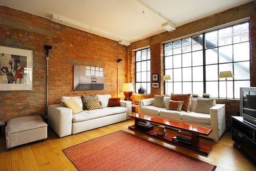 Cool Loft Apartment, London By Http://epic Homedesign.gdn/