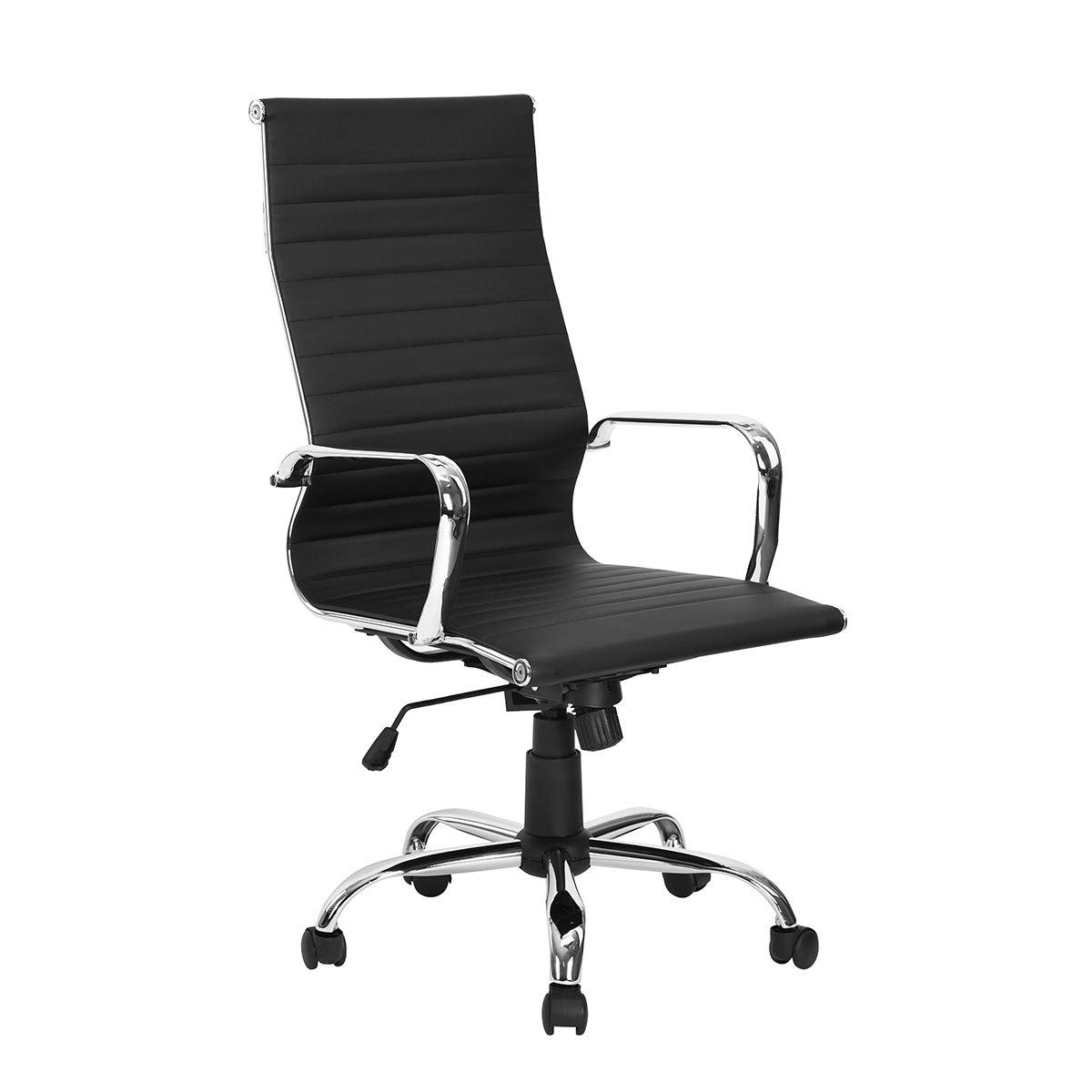contemporary office chair with arms