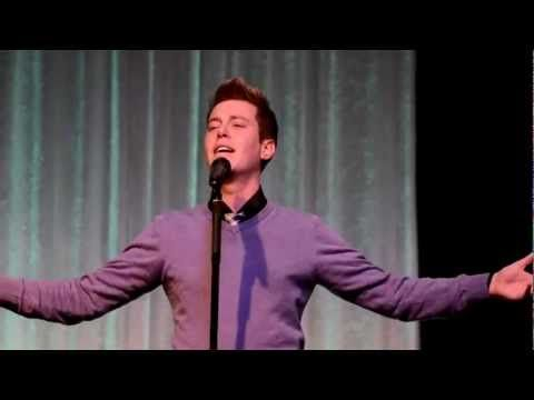 Mary Did You Know sung by Riley Clark of the Tribute Quartet