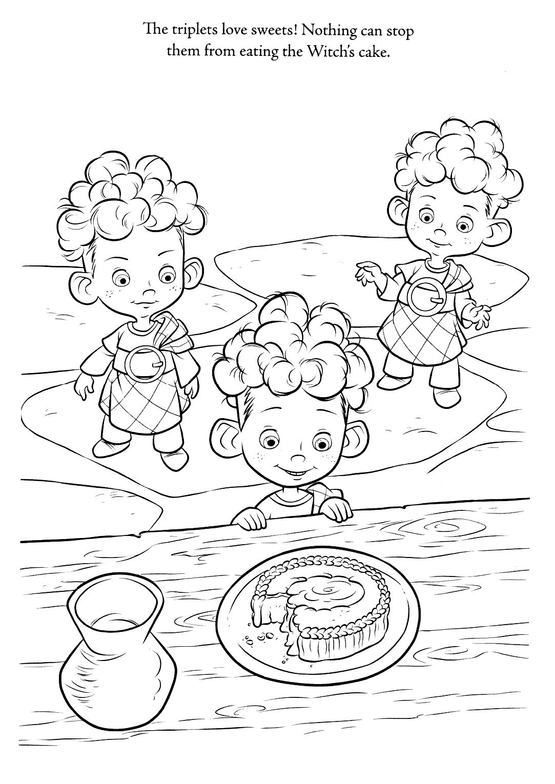 Disney Coloring Pages : Photo | Colouring pages | Pinterest