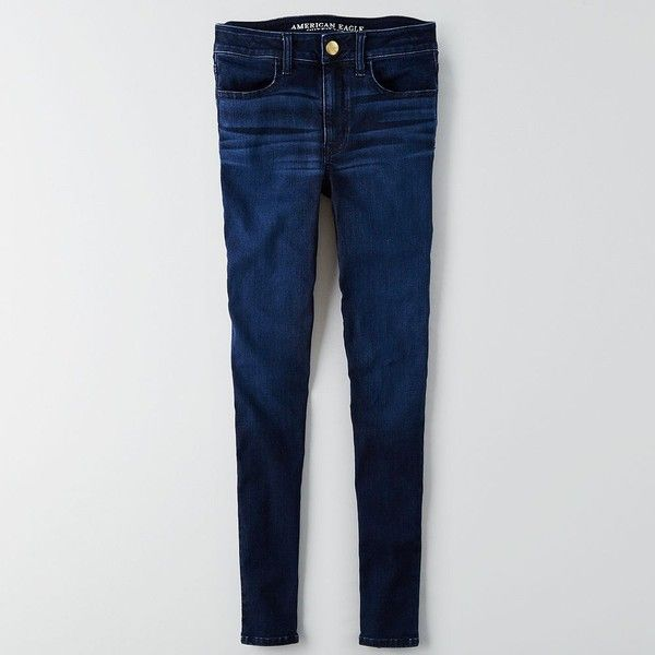 DENIM - Denim trousers AquaJeans HFEm185G