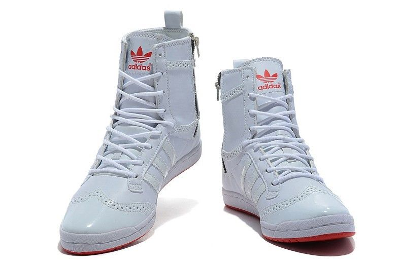 factory price 11d78 22cf5 Mujer Adidas Sleek Bow W Blanco ZTbwK 1
