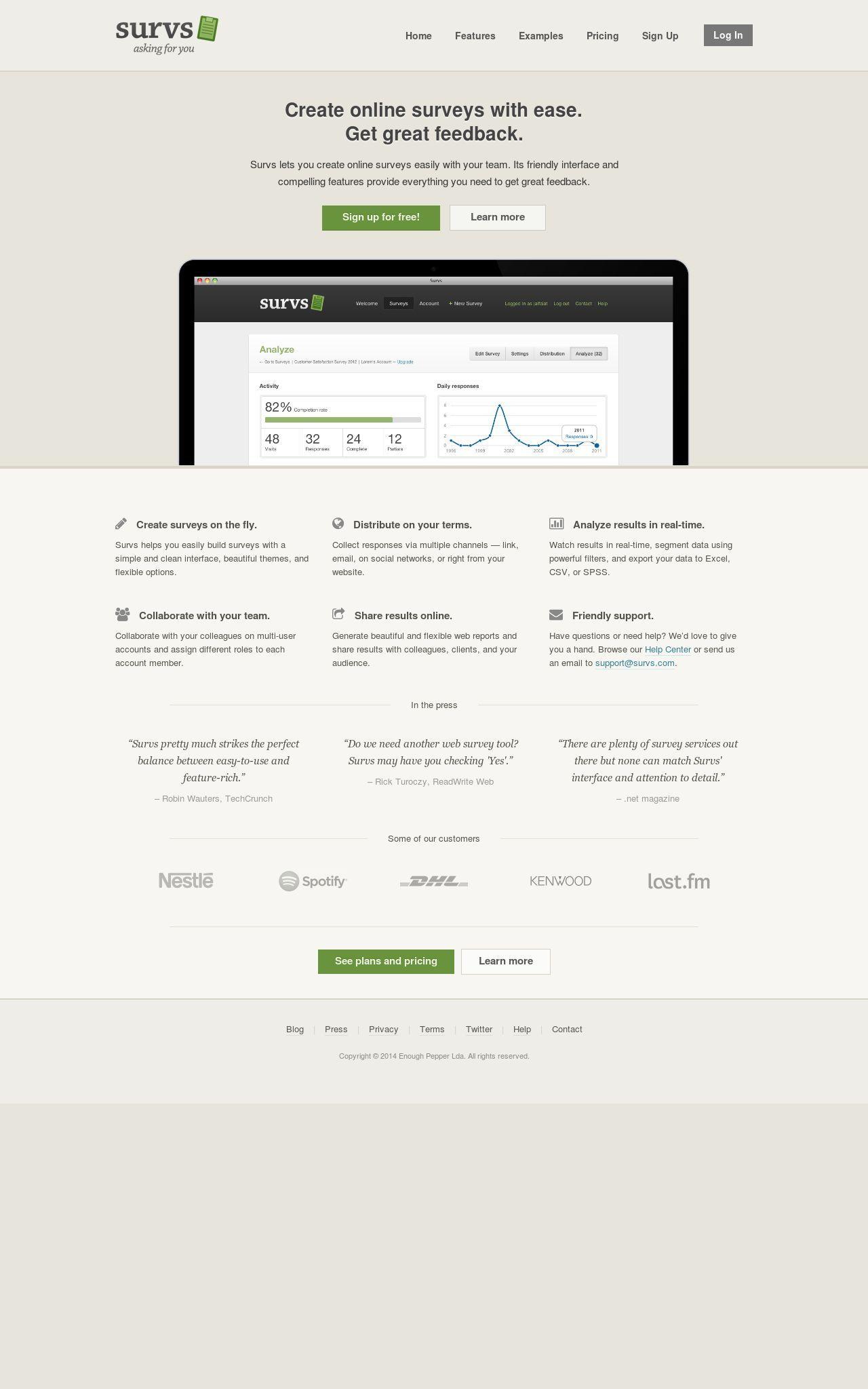 Best SaaS Websites & Design Inspiration Website design