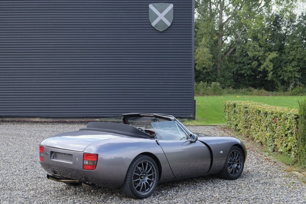 17++ Tvr griffith price iphone