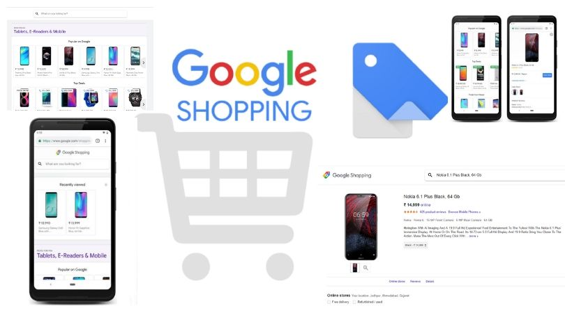 Google set foot in India's vast E-commerce market, Google