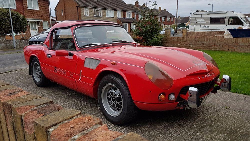 Ebay Mk2 Triumph Spitfire Le Mans Bonnet Tax Exempt Classic Retro