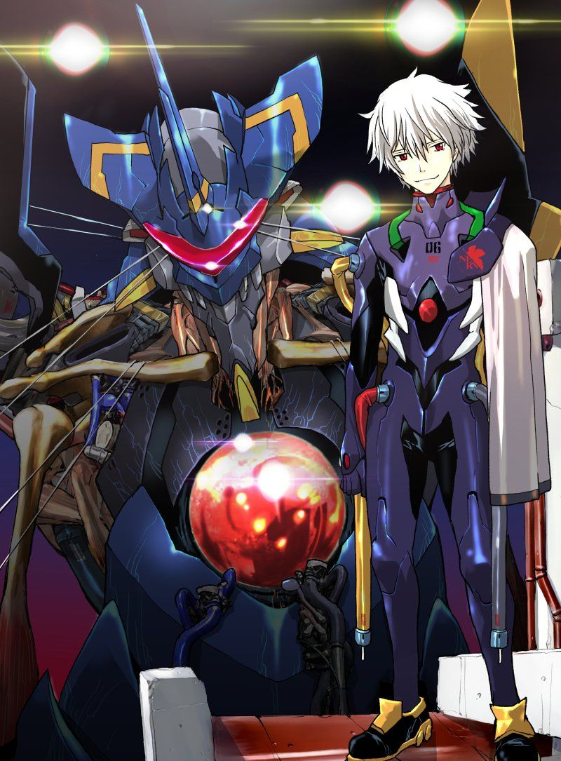 Pin by 初音ミク on Neon genesis Evangelion/新世界福音战士 Neon