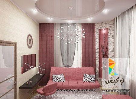 ديكورات جبس غرف جلوس مودرن Living Room Decor Modern Living Room Modern Home
