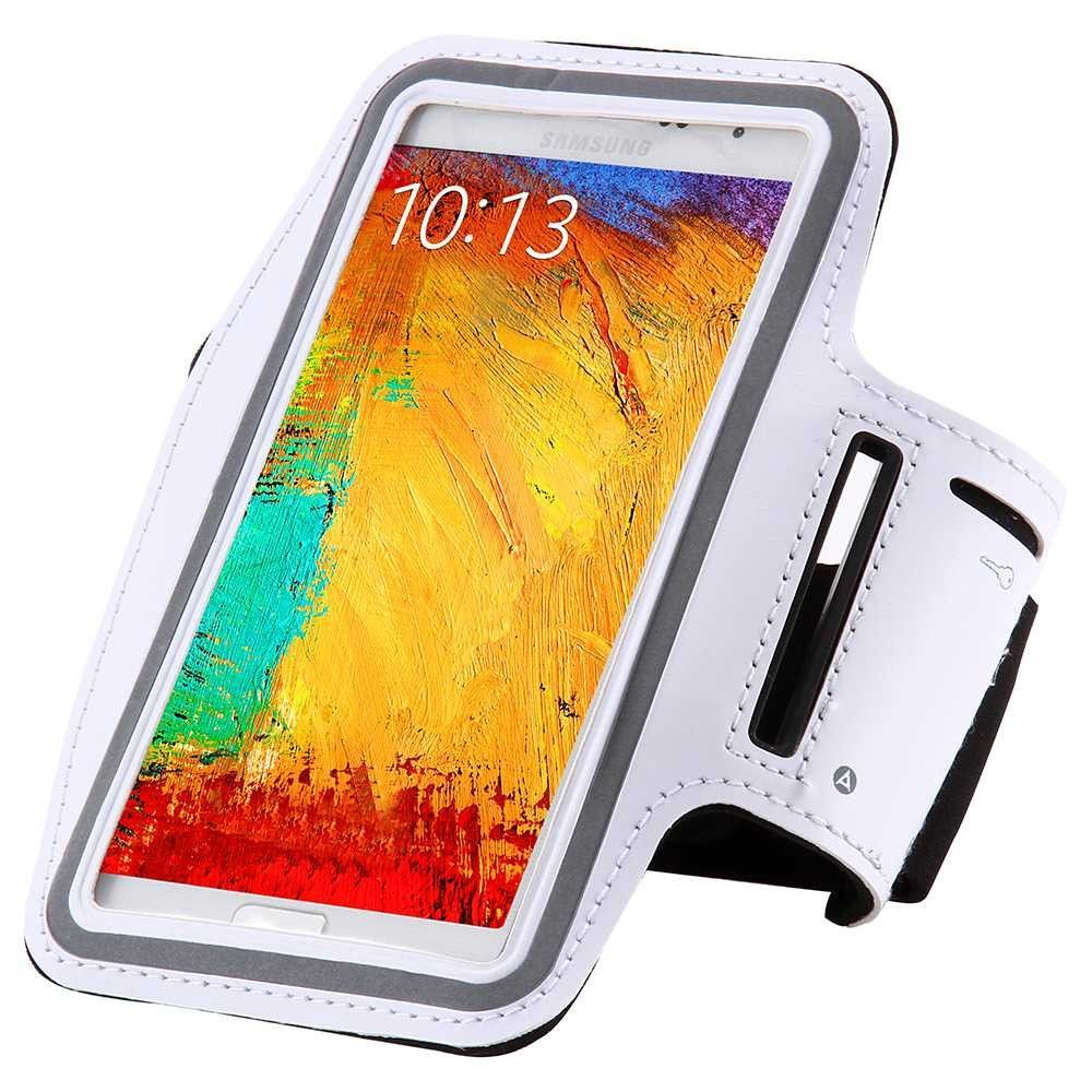 the best attitude 2872a 97341 Waterproof Sport Armband Case For Samsung Galaxy Note 5 4 3 J5 J7 S6 ...
