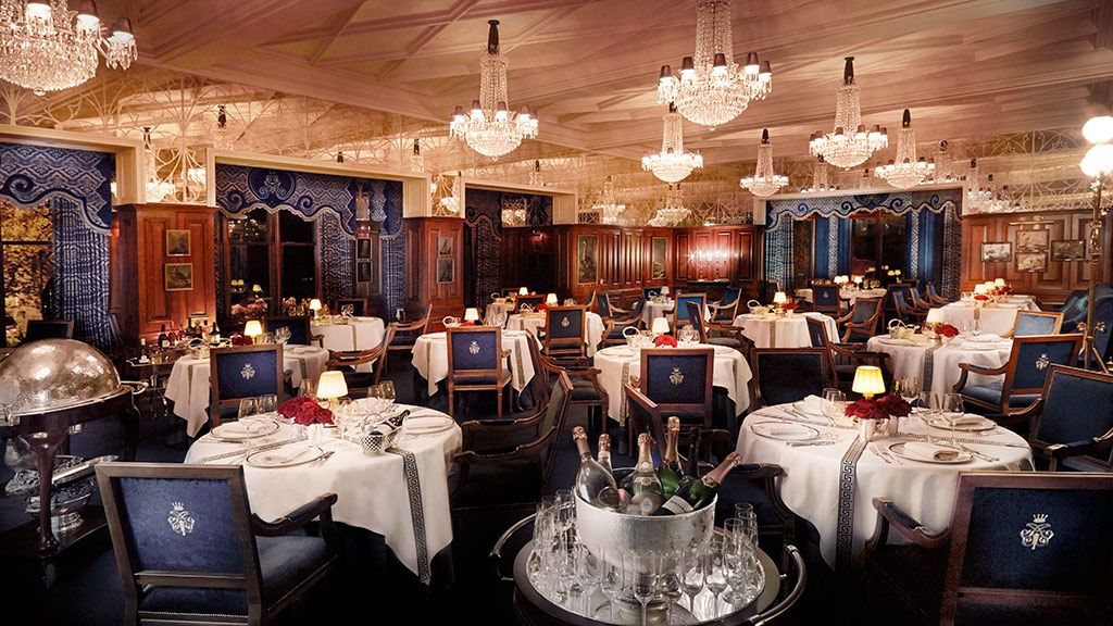 George V Fine Dining Room Ashford Castle  Castle Hotels Etc Best Castle Dining Room Decorating Inspiration