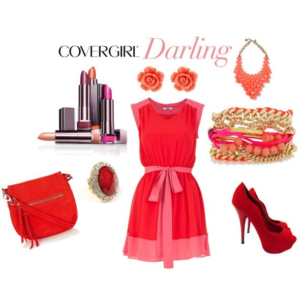 Transform your look with COVERGIRL, created by ubeufashion