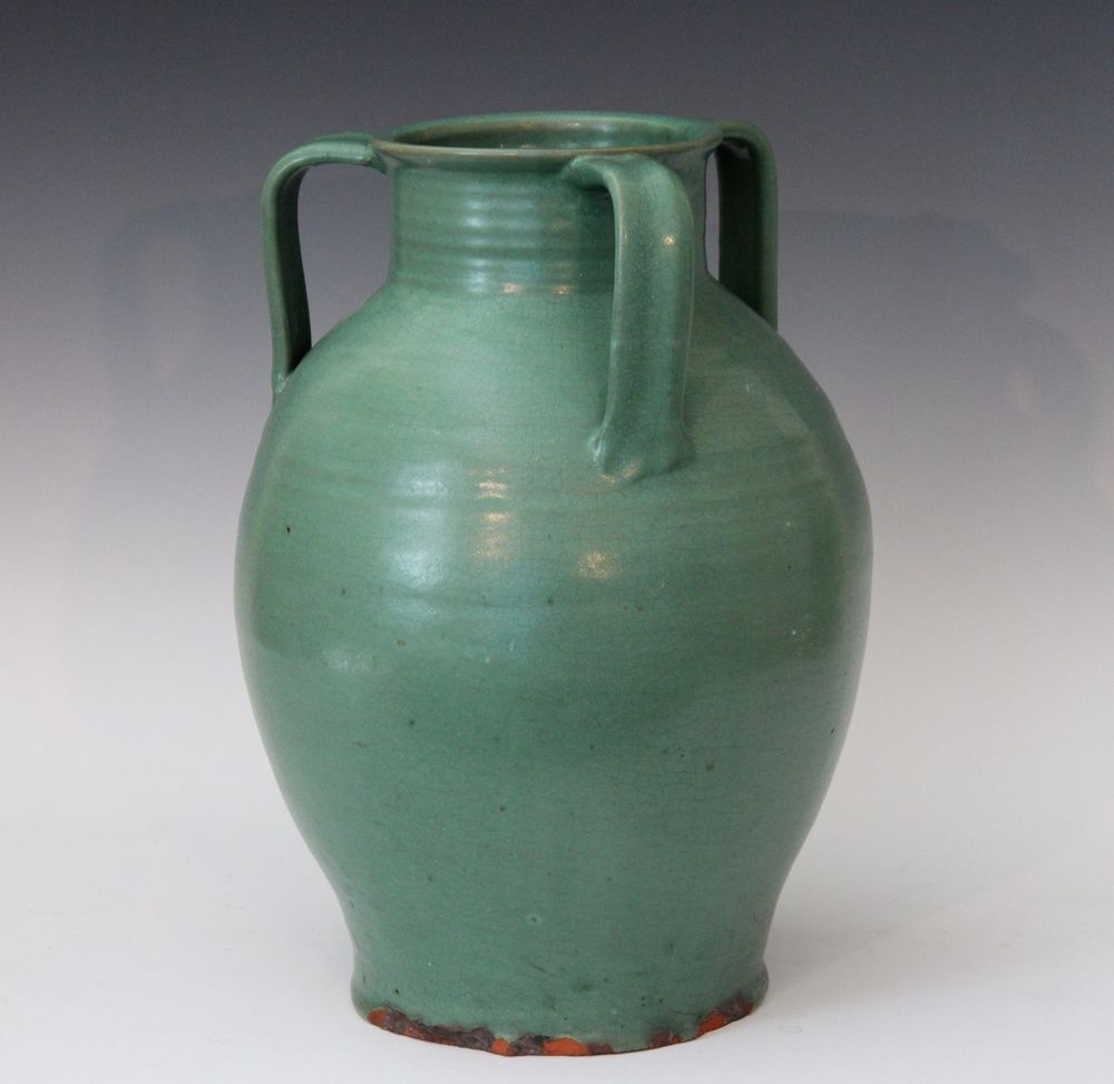 Vintage north carolina kentucky red clay matt green arts crafts vintage north carolina kentucky red clay matt green arts crafts pottery vase reviewsmspy