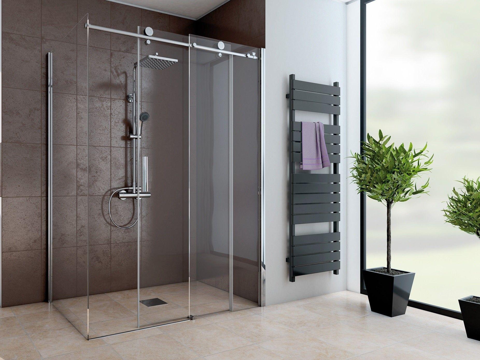 Duschen Schiebetur Dusche Fur Duschen Plus Mit Seitenwand
