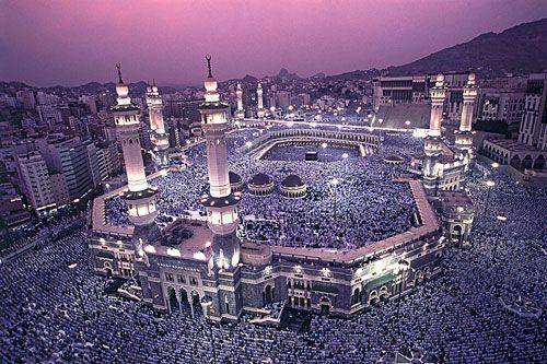 Mecca Beautiful Mosques Mecca Mosque Mecca