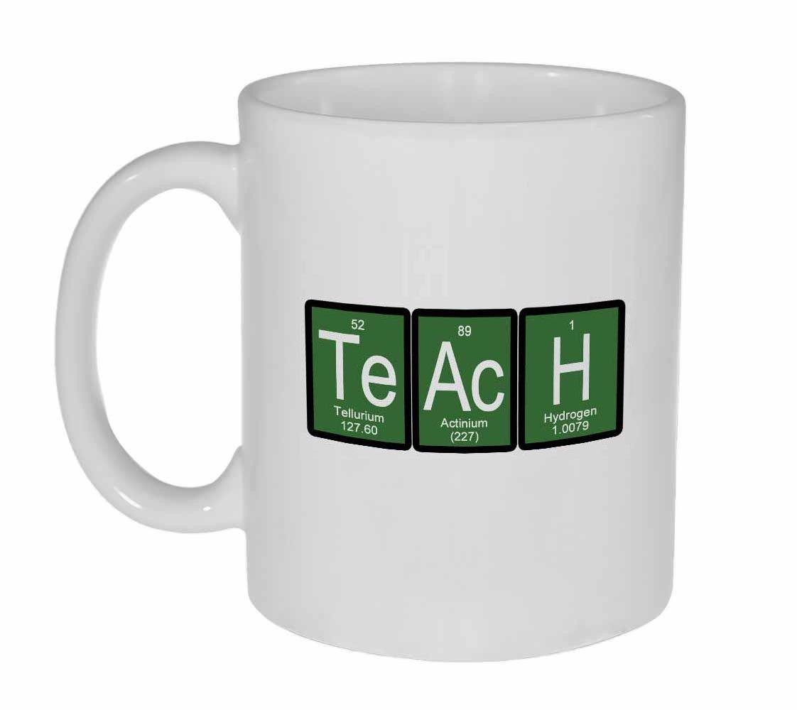 Teach Periodic Table Of Elements Coffee Or Tea Mug