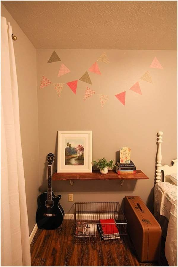 50 Handy Room Décor Ideas For Renters That Would Add Personality To ...