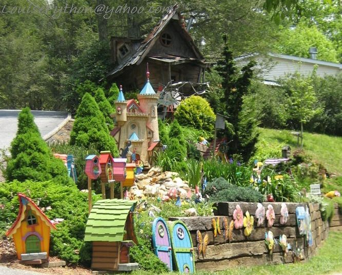 Most People Donu0027t Know Georgia Has A Fairy Gardenu2026 And Itu0027s Positively  Magical