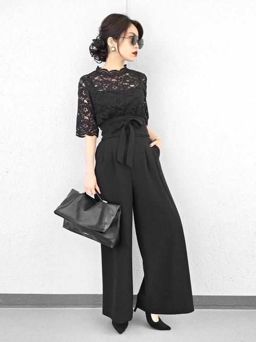 着痩せ かっこいい レディース コーデ Google 検索 結婚式 パンツスタイル 結婚式 ファッション 二次会 服装