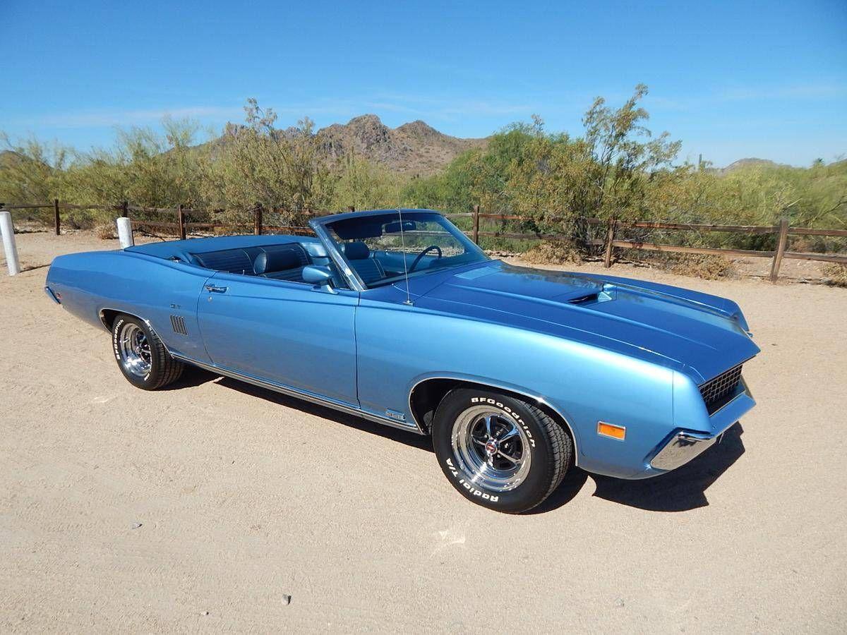 1970 Ford Torino For Sale 1973592 Hemmings Motor News Cars I Grand