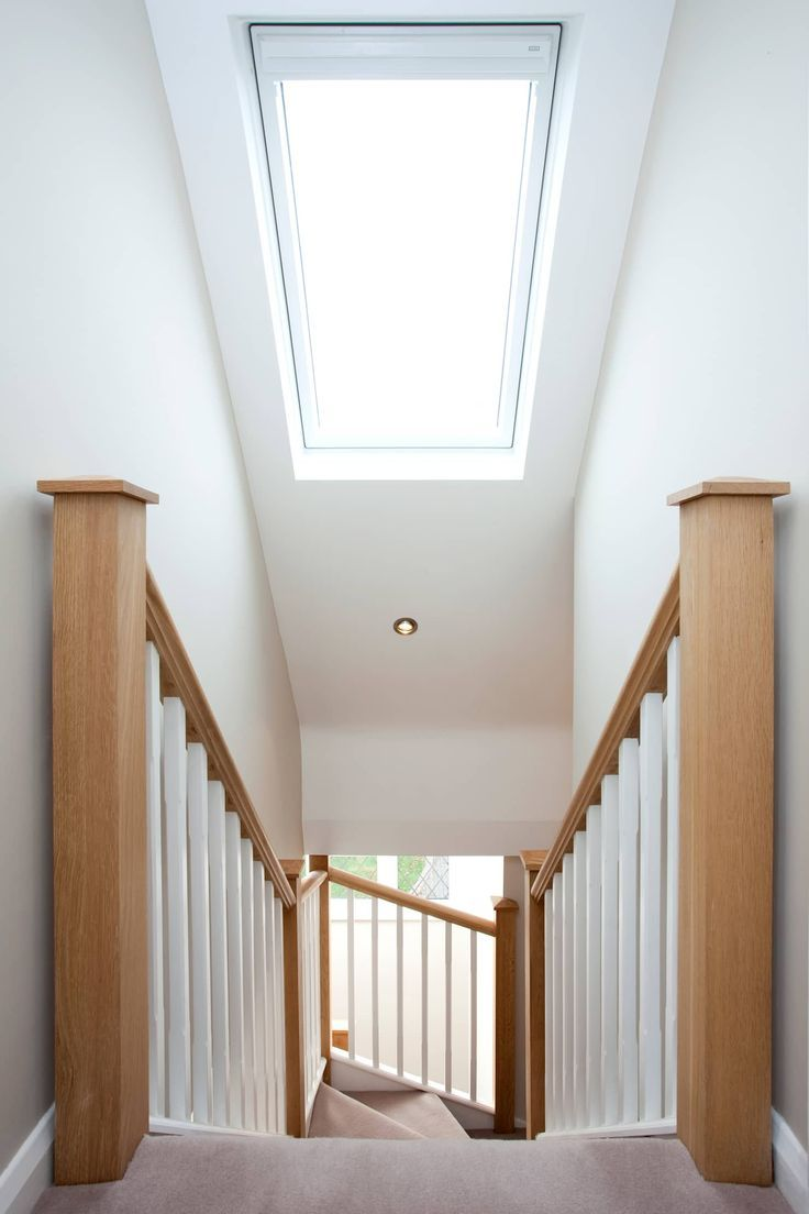 Velux over stairs : classic  by a1 lofts and extensions, classic | homify #loftconversions