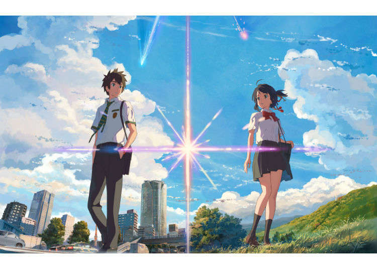 Reliving the Massive Anime Success: Let's Go on a 'Your Name' Pilgrimage around Tokyo! | LIVE JAPAN travel guide