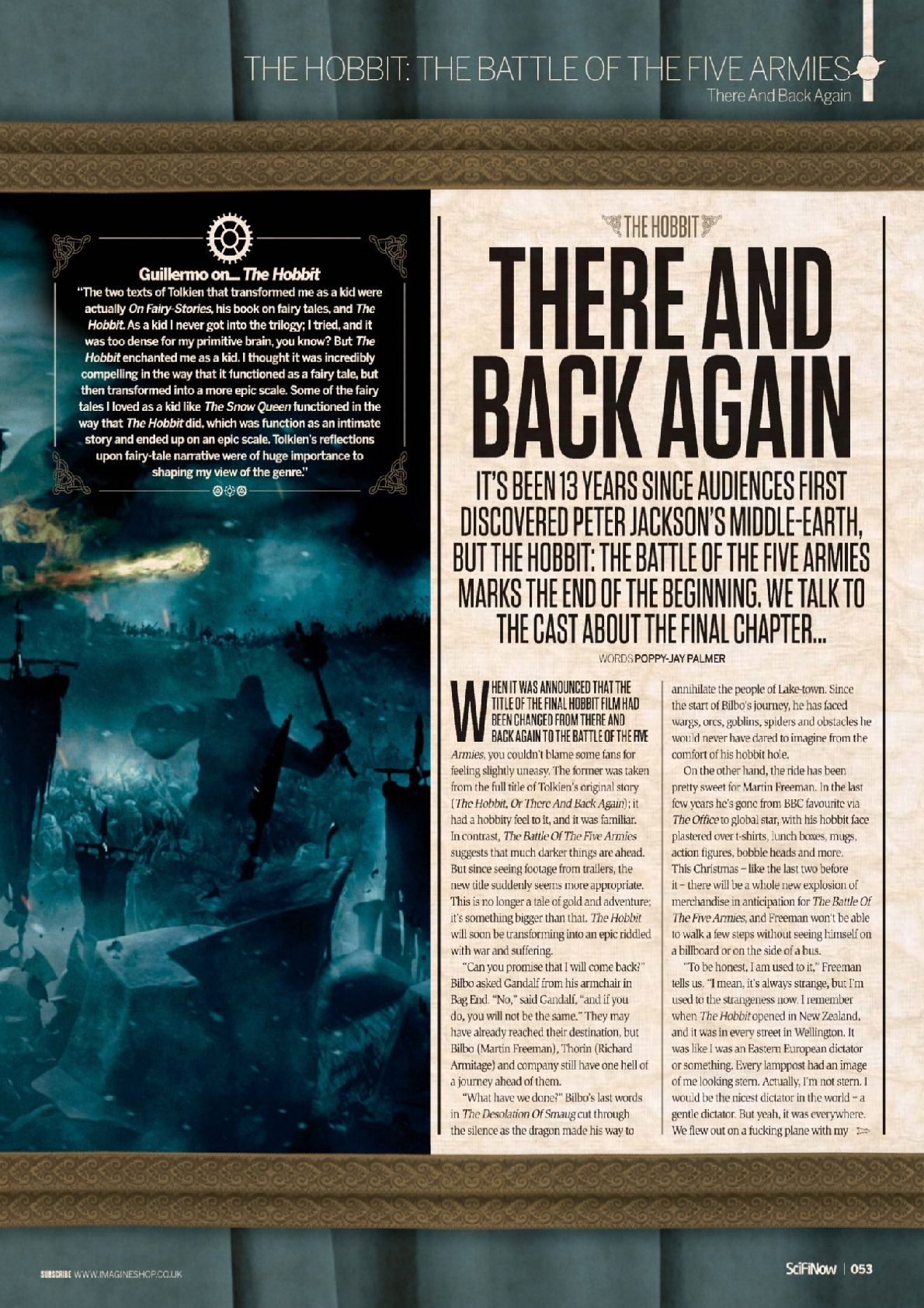 SciFiNow, Issue 100