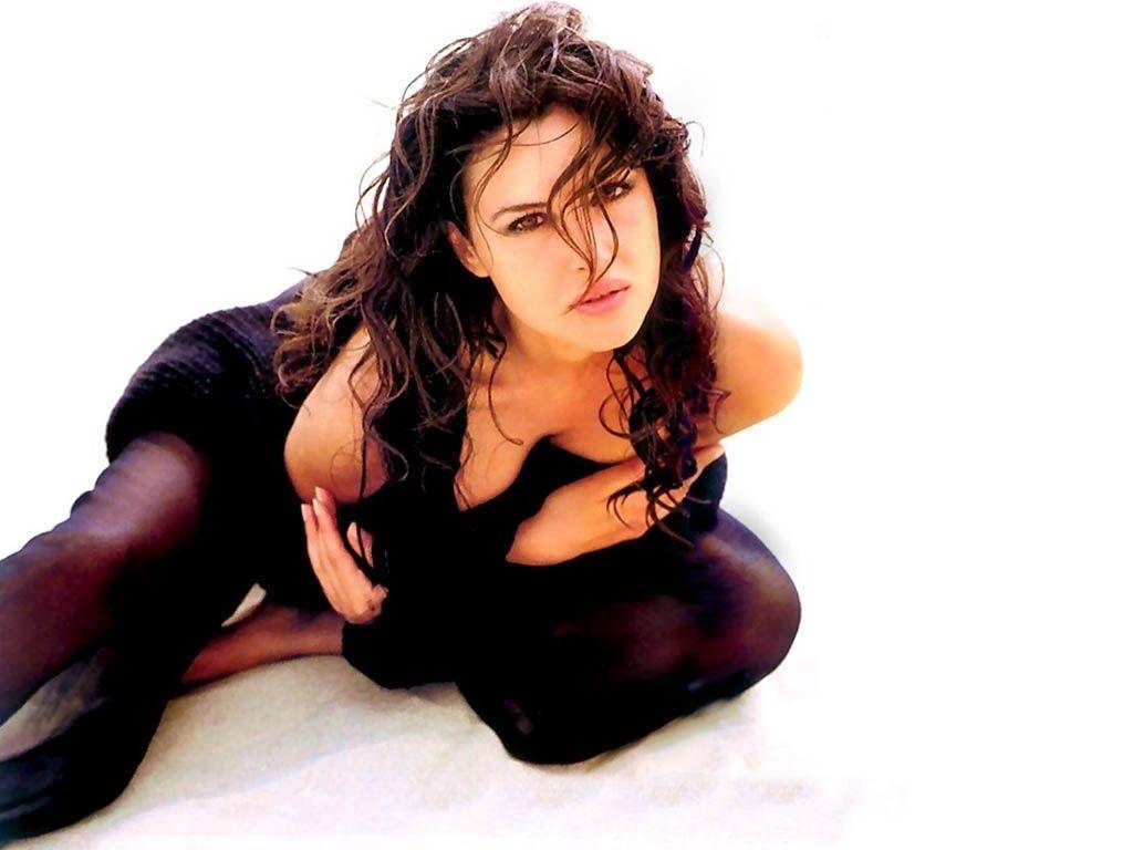 La diosa, Monica Bellucci,