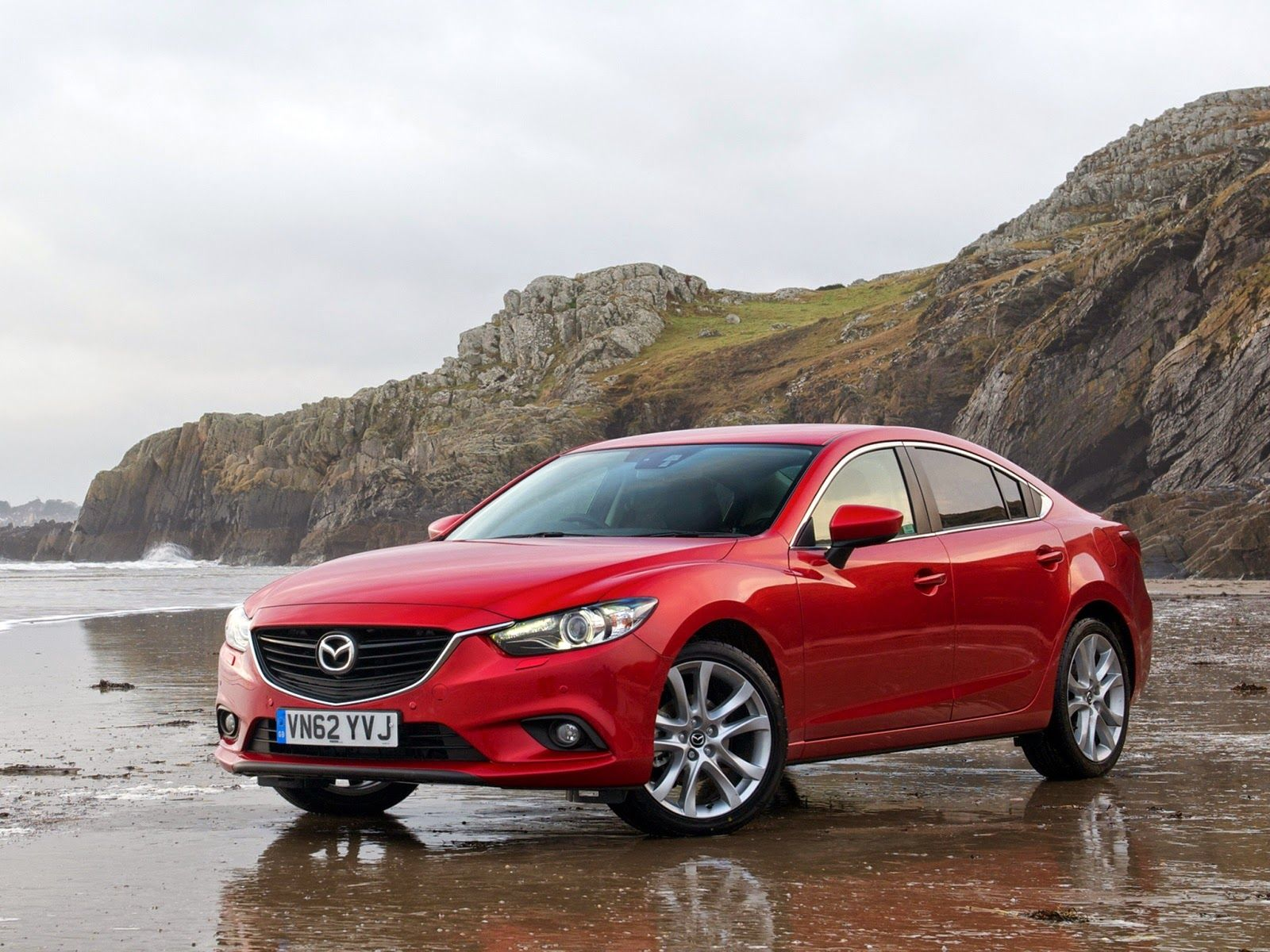 26 3rd Gen Mazda 6 Saloon Styled To Stand Out Auto Review Mazda 6 Coupe Mazda Mazda 6
